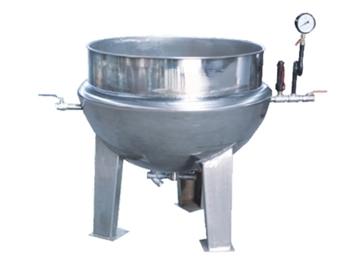 咖喱豆馅立式夹层锅