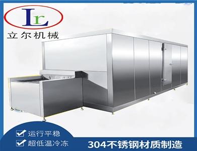 压缩机隧道式速冻机